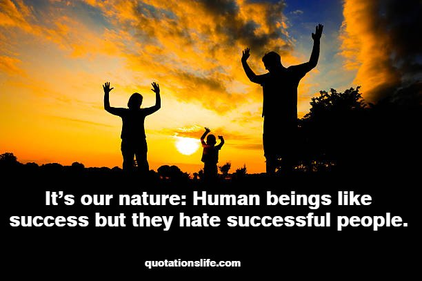 what-is-success-quotes-human