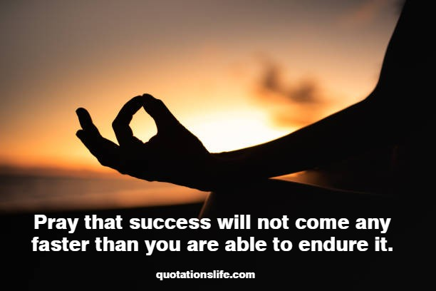 what-is-success-quotes-pray